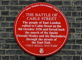 cable street sign 2